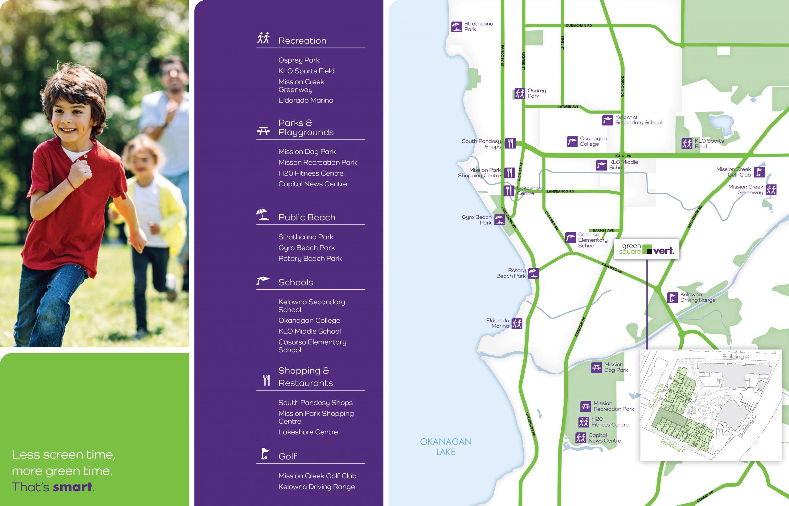 Green Square Vert Community Map